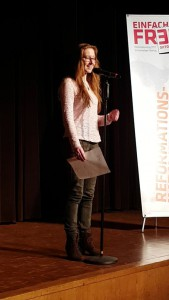 Poetry-Abend 02.03.2017 Sophiea